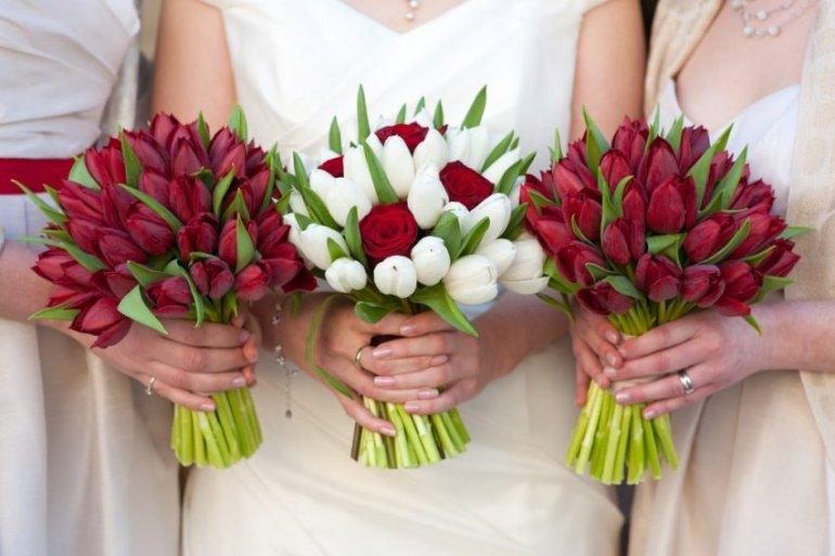Buquês de noivas