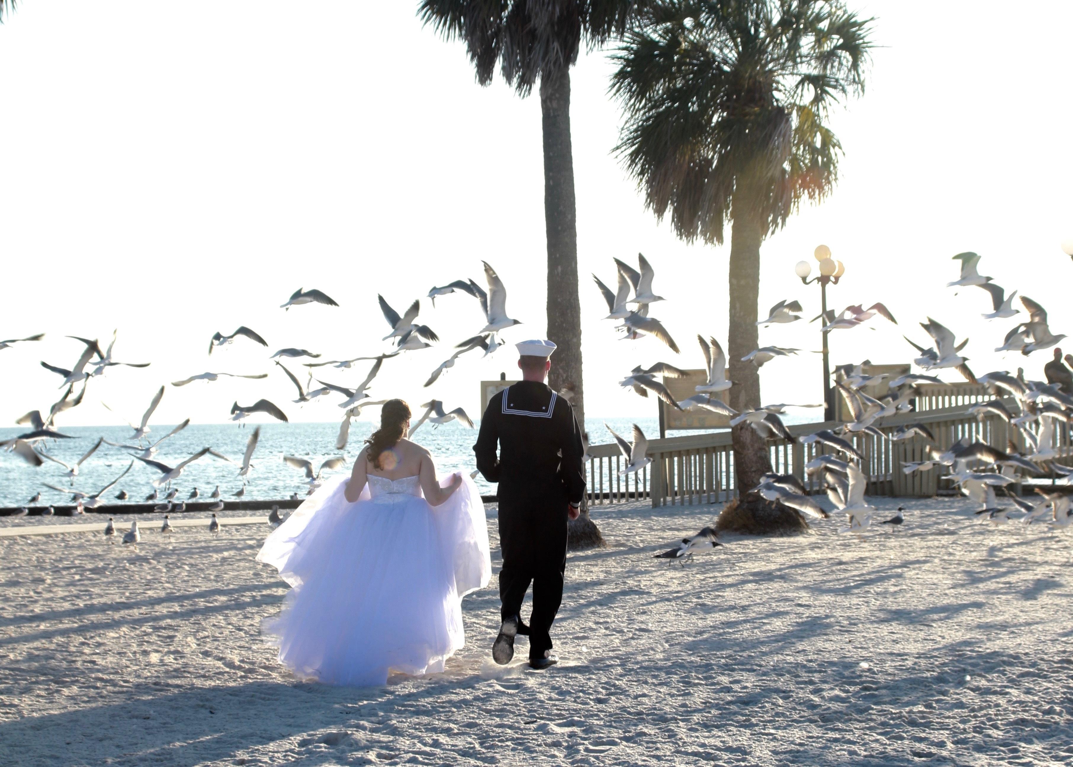 Local para casamento na praia