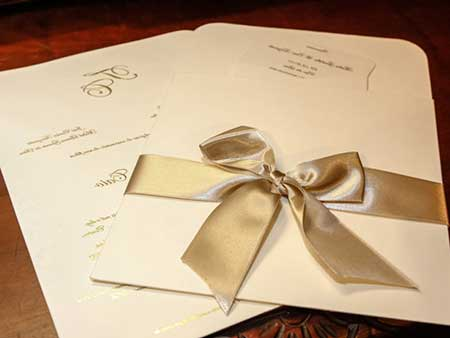 convite de casamento modernos e chiques 17