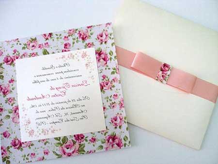 convite de casamento simples e barato 3