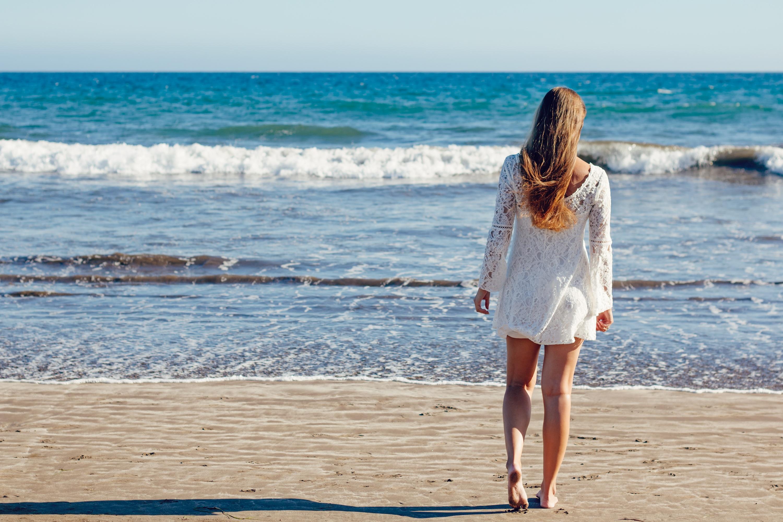 vestido curtos para casamento na praia
