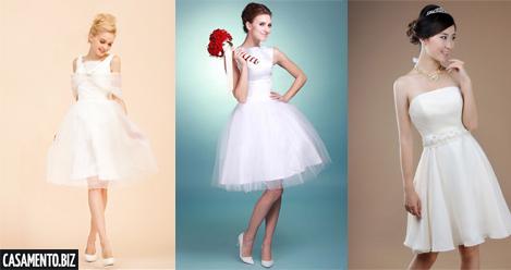 Lindos vestidos curtos para se inspirar