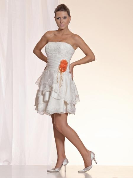 vestido de casamento curtos 5