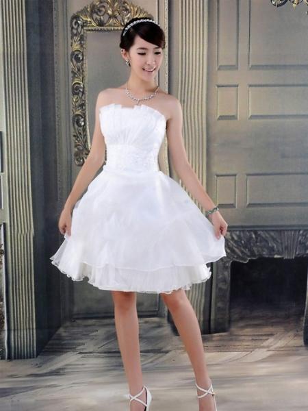 vestido de casamento curtos 4