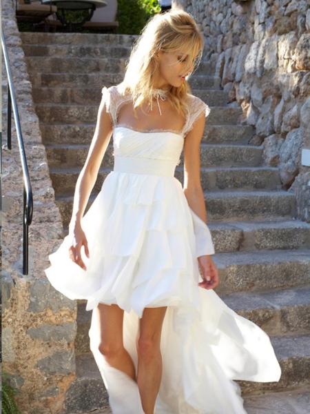 vestido de casamento curtos 3