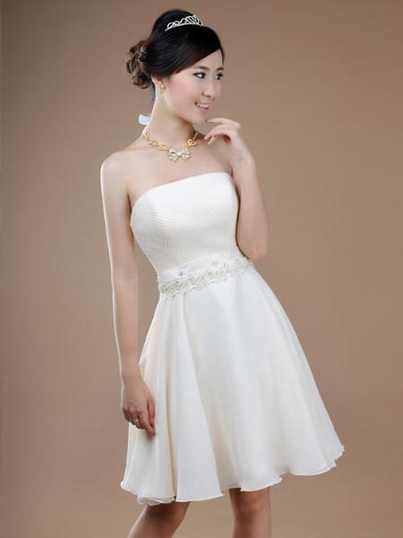 vestido de casamento curtos 7