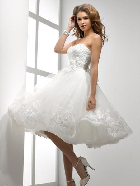 vestido de casamento curtos 8