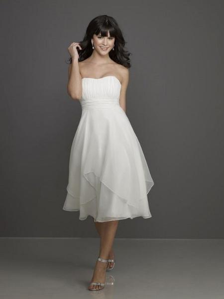 vestido de casamento curtos 10