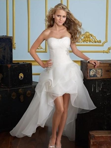 vestido de casamento curtos 11