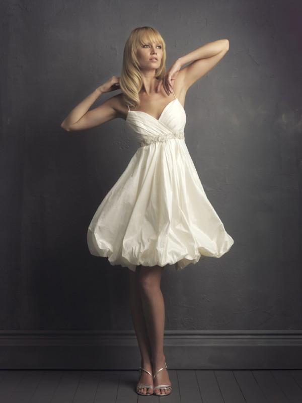 vestido de casamento curtos 17