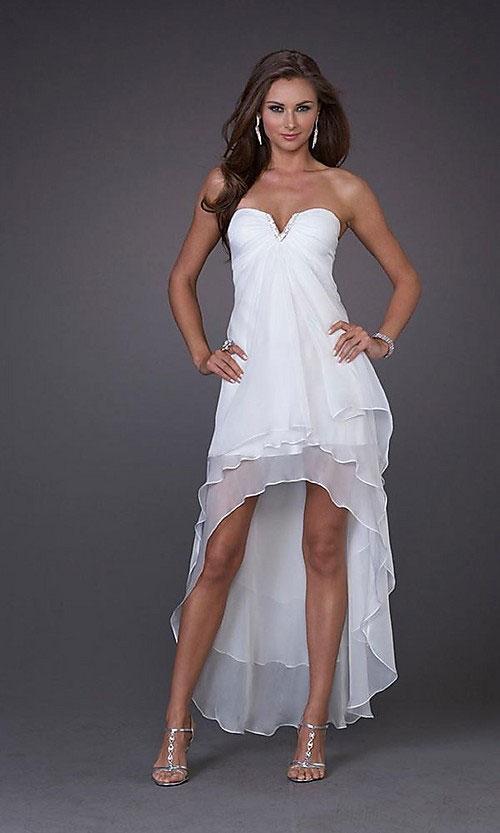 vestido de casamento curtos 19