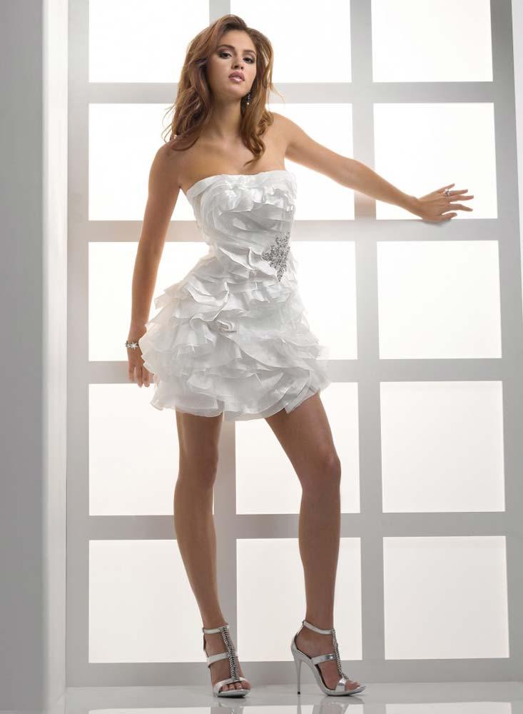 vestido de casamento curtos 25