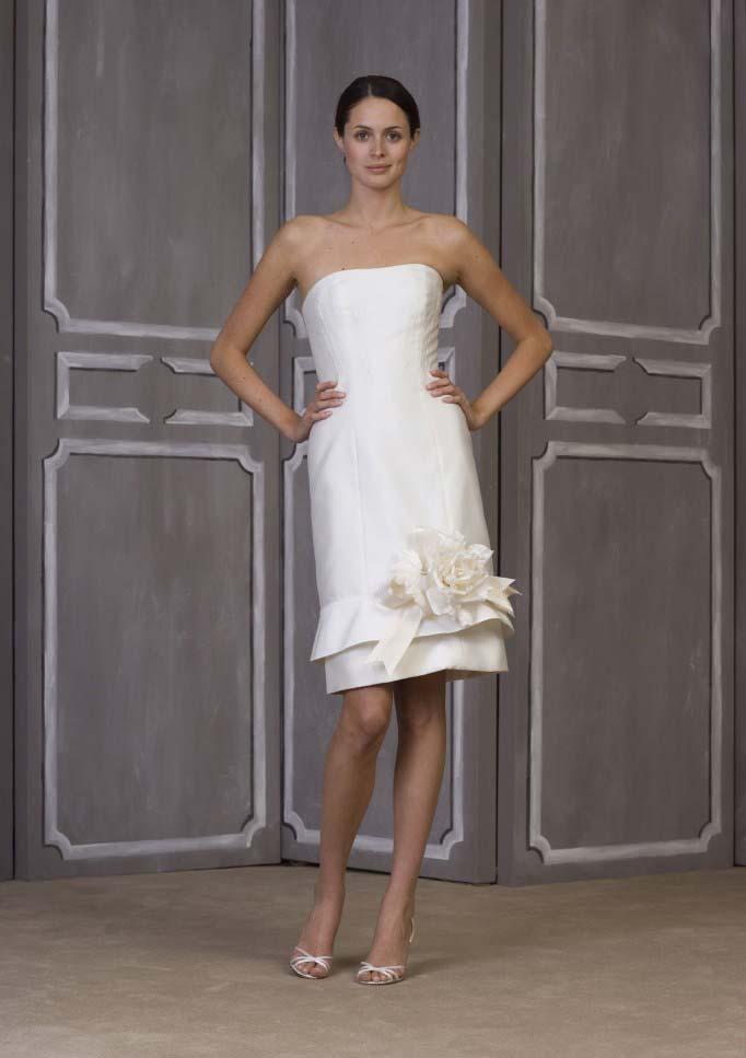 vestido de casamento curtos 26
