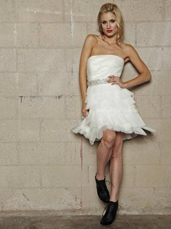 vestido de casamento curtos 27