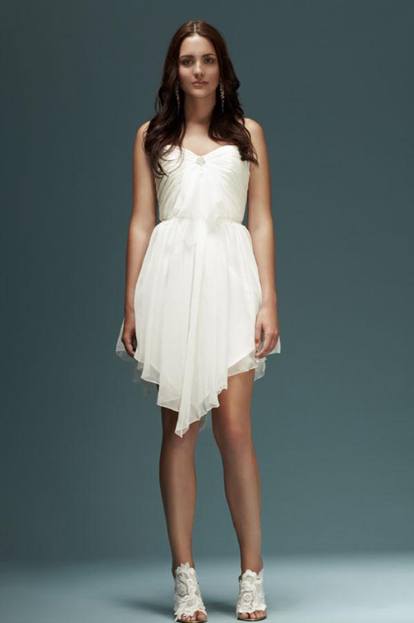vestido de casamento curtos 29