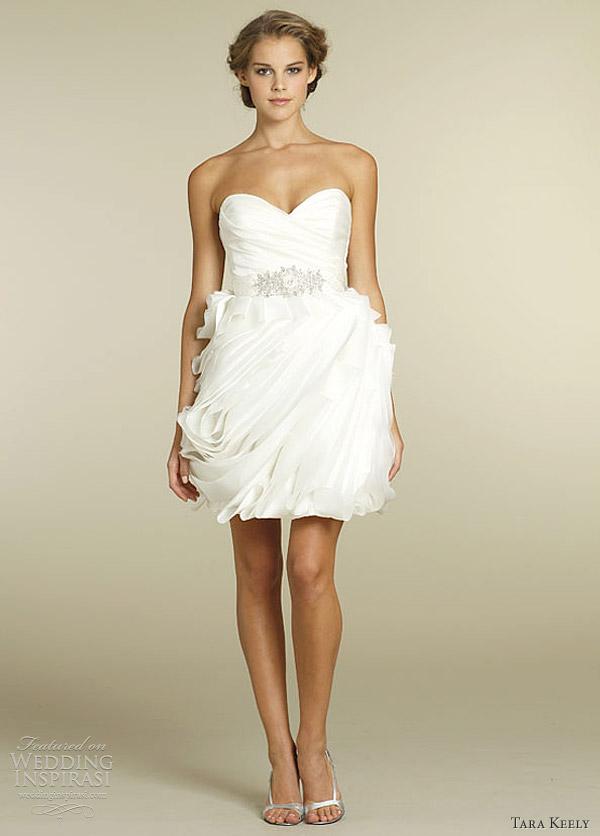 vestido de casamento curtos 28