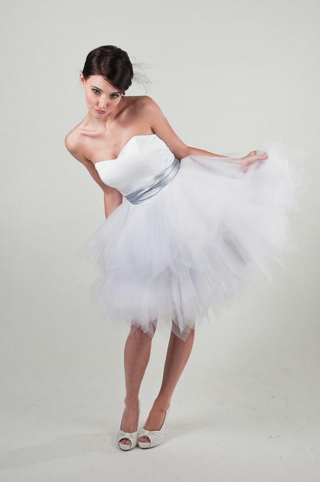 vestido de casamento curtos 34