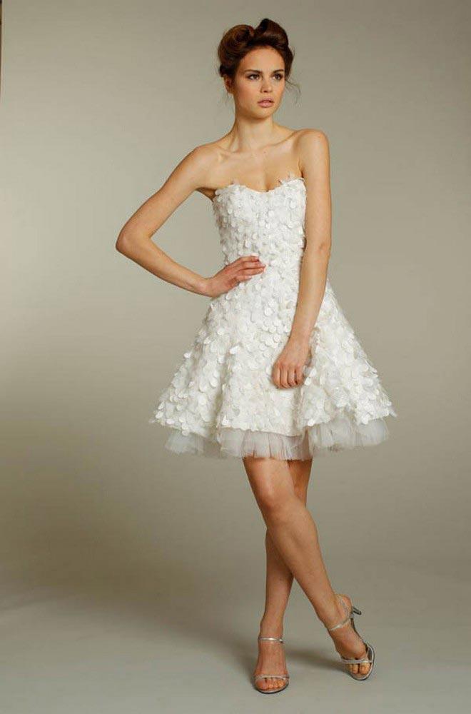 vestido de casamento curtos 35