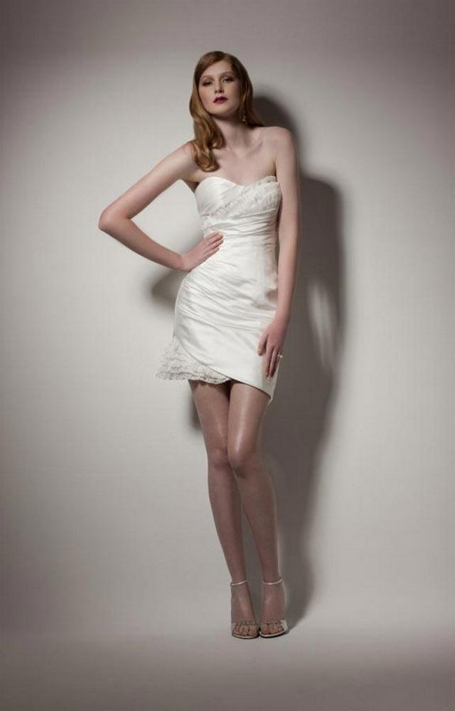 vestido de casamento curtos 40