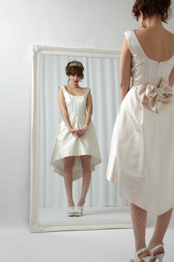 vestido de casamento curtos 43