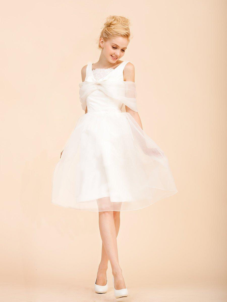 vestido de casamento curtos 45