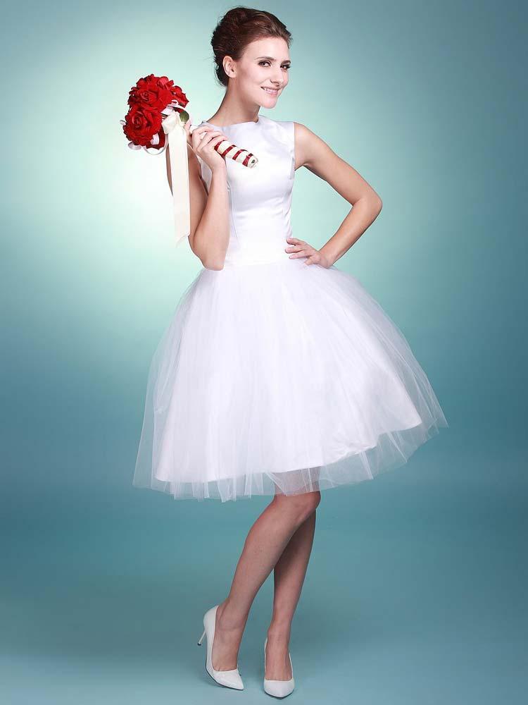 vestido de casamento curtos 44