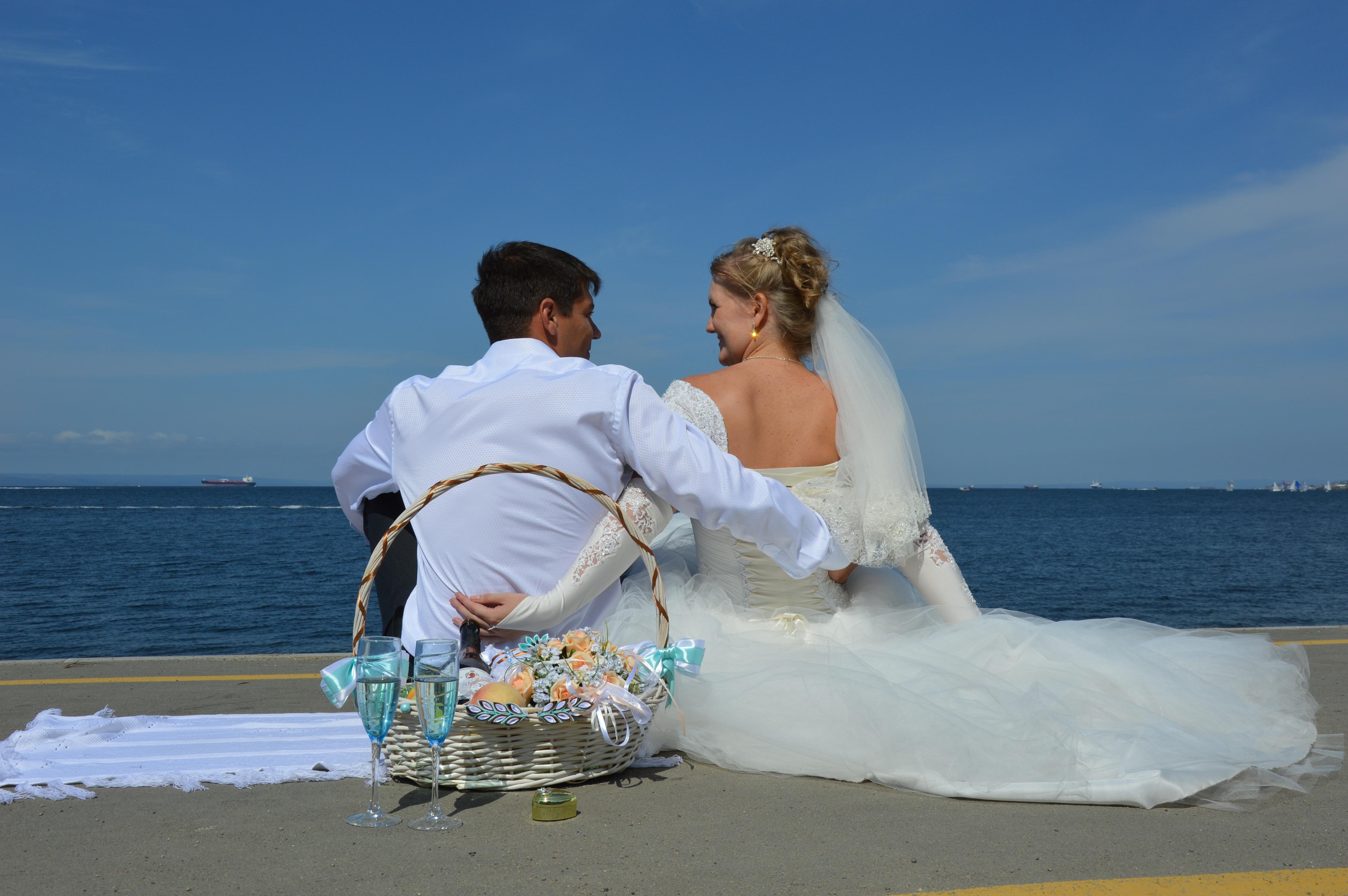 Estação do ano para vestido de casamento