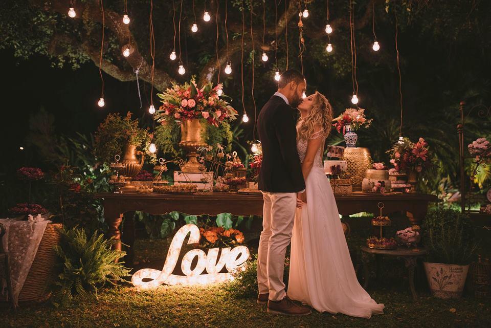 Casamentos rústico