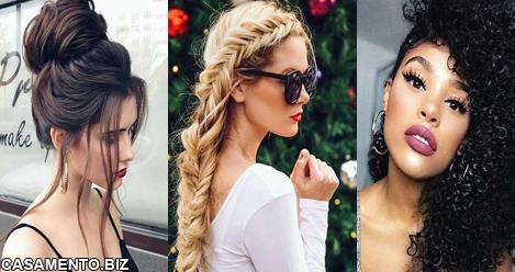Penteados como escolher