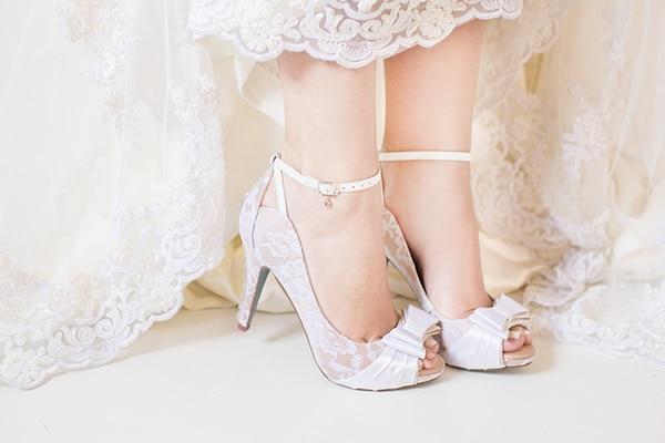 sapato salto alto para noivas