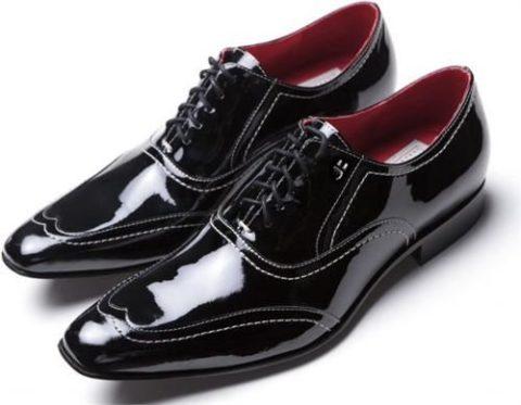 Sapato com brilho