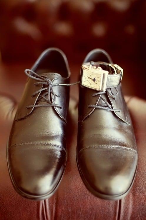 Cores de sapatos