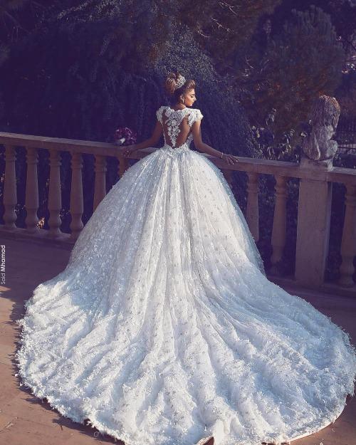Vestido para Casamentos a noite