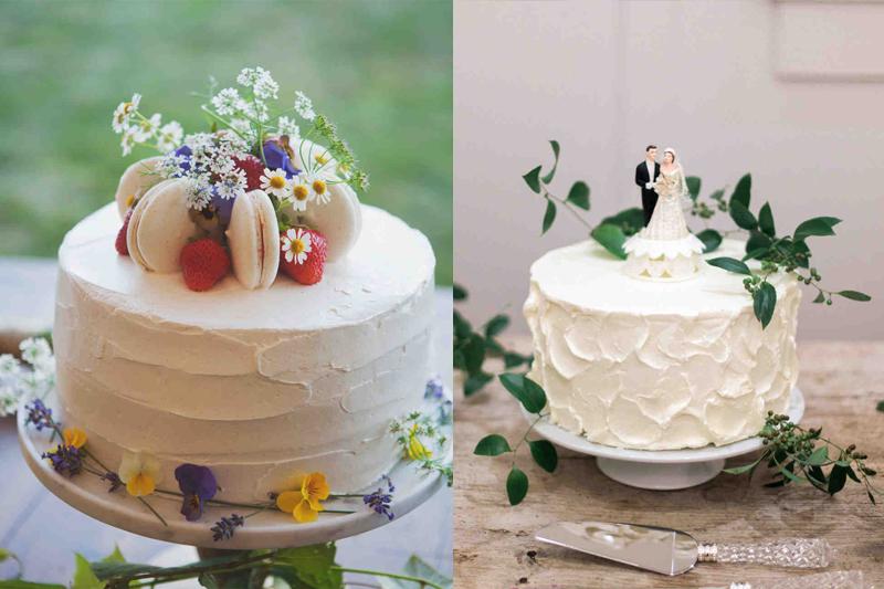 Com apenas alguns detalhes você pode deixar seu bolo bem lindo