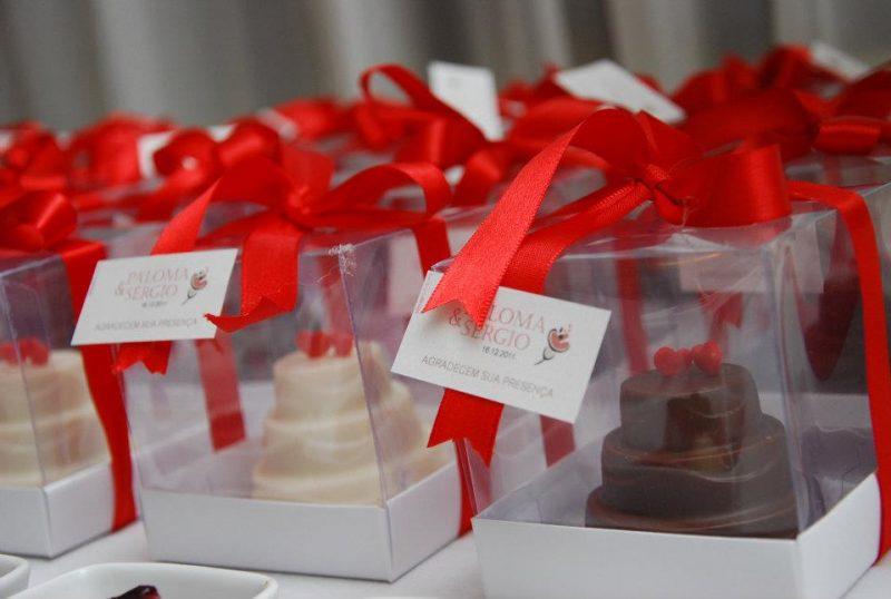 Os doces com certeza vão agradar os convidados!