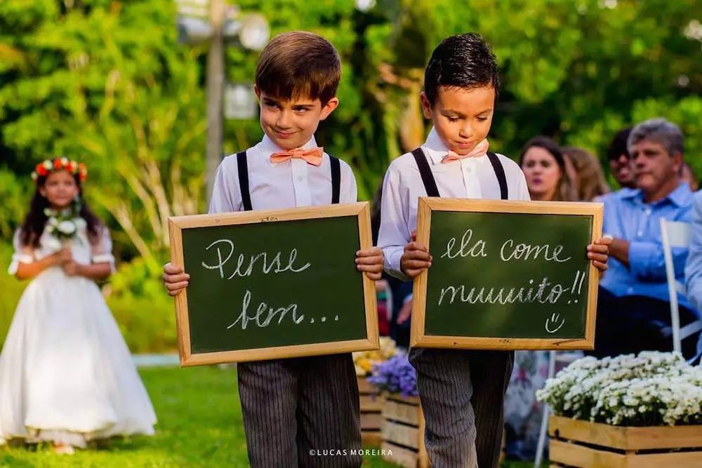 Frase para noiva gulosa rsrs