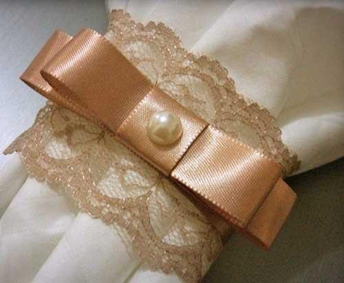 Porta guardanapo para Casamento