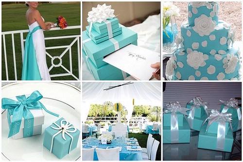 Exemplos de decoração azul