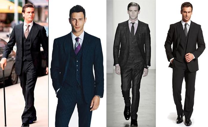 A escolha do terno ideal faz toda a diferença, aprenda a escolher o seu