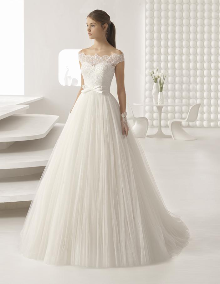 Vestido de Noiva Rosa