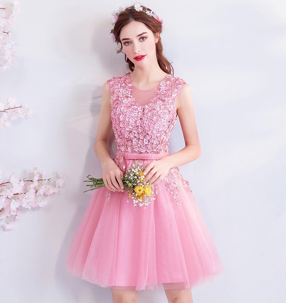 Vestido De Noiva Rosa 40 Modelos Significado Onde