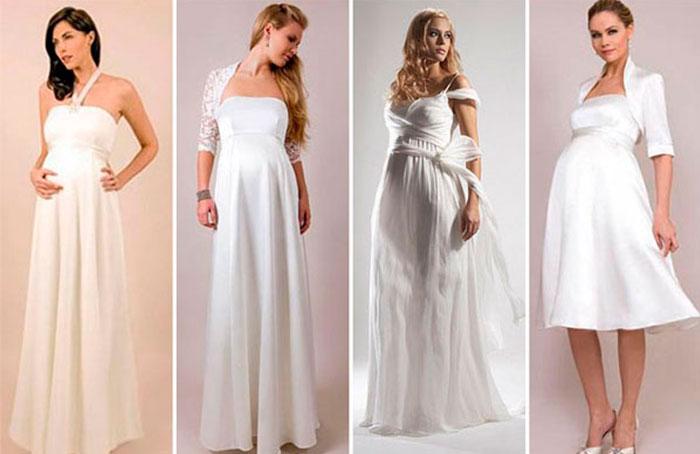 Vestido De Noiva Para Grávida 30 Modelos E Dicas De Como