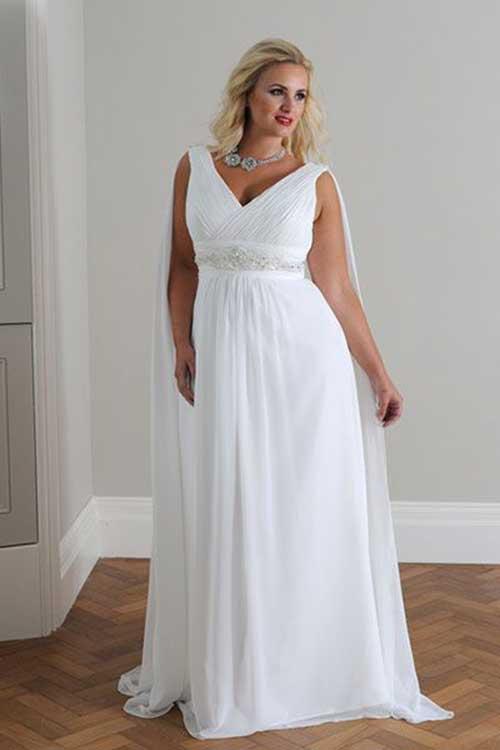 Vestido De Noiva Plus Size 30 Modelos Lindos E Dicas De