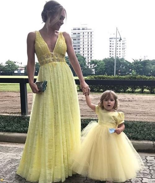 Vestido De Madrinha Amarelo 40 Modelos Lindos E Onde Comprar