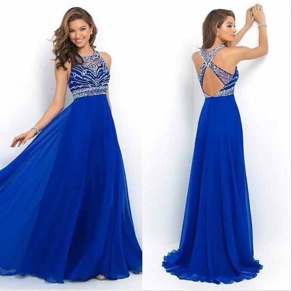 964a2263fbfc2 Vestido de Madrinha Azul - 30 modelos, dicas, onde comprar e preços