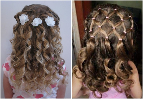 Penteados Para Daminhas 40 Penteados E Como Fazer Passo A