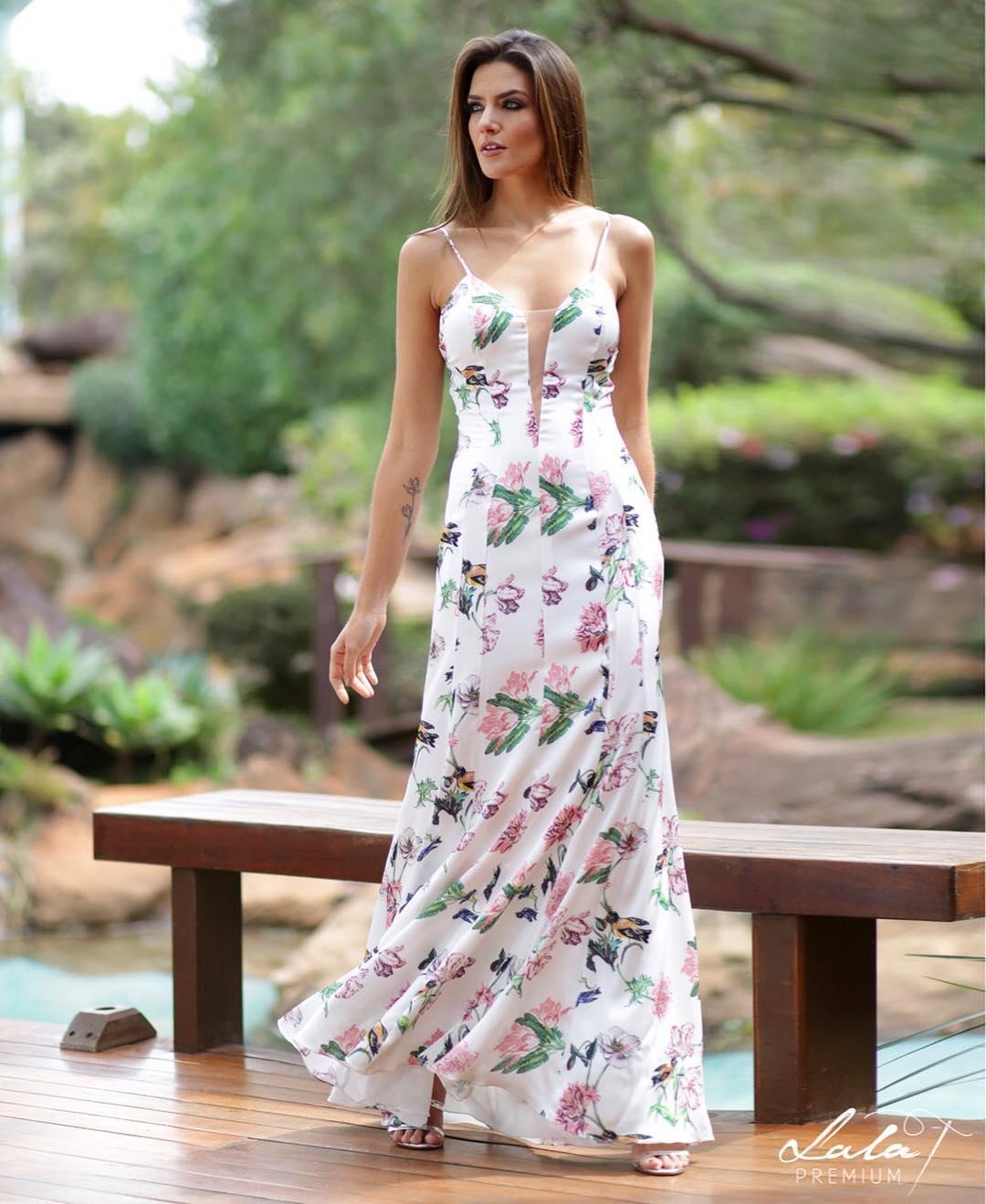 Vestido de noivado