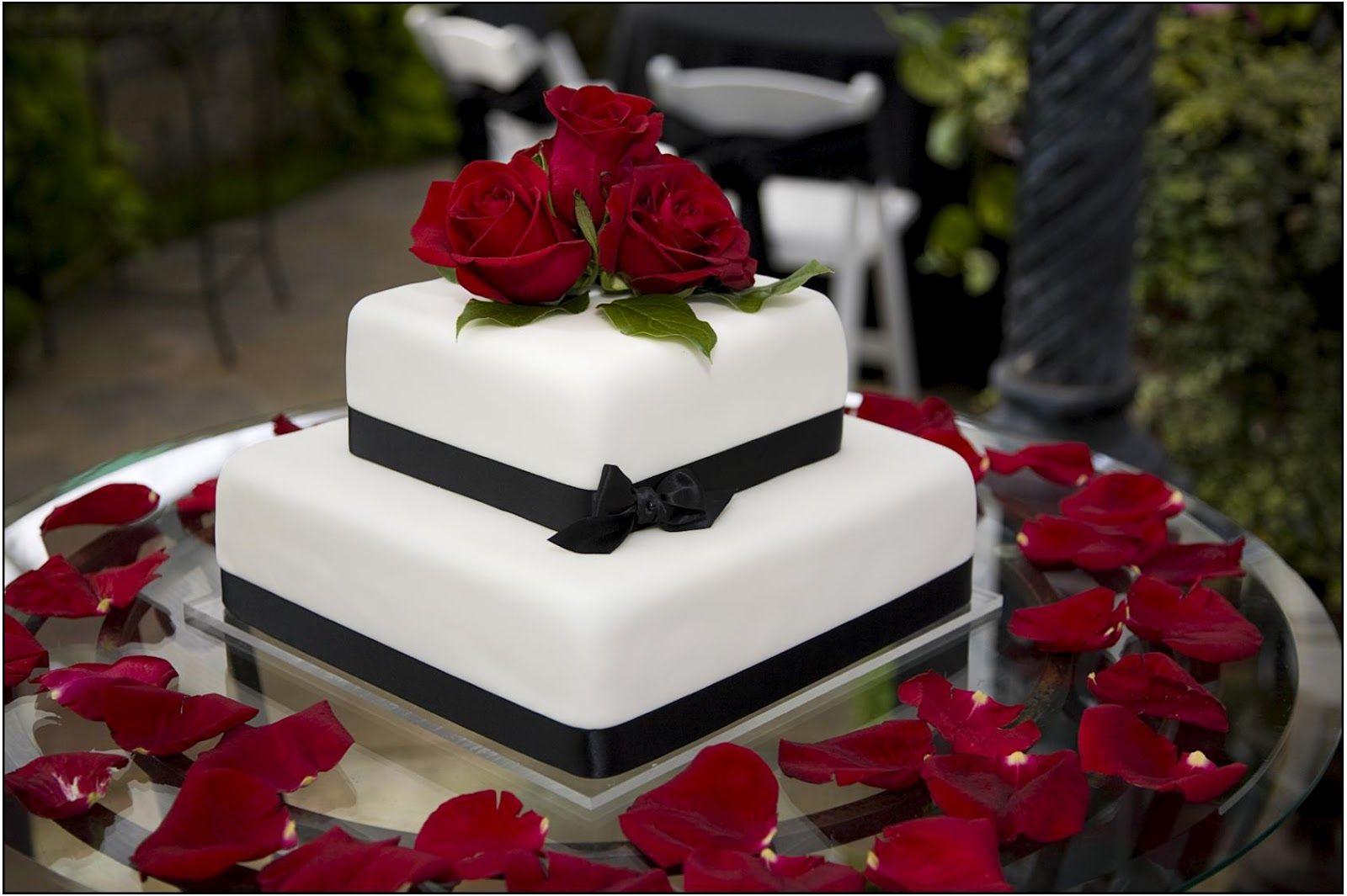Foto de Bolo de Casamento