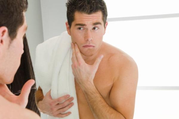 Maquiagem para Noivo