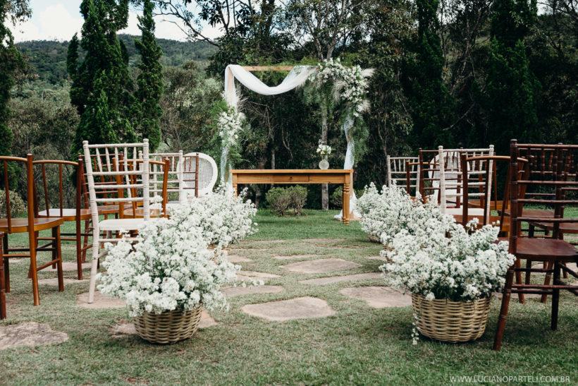Casamento em Sitio